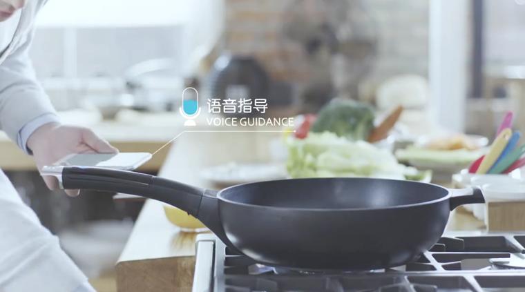 """告别白米饭配老干妈!好菜智能锅给烹饪""""安上导航"""",解救不会做饭的手残党"""